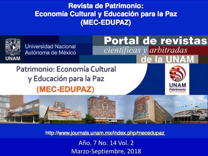 Revista No. XIV: Patrimonio Cultural y Sostenibilidad