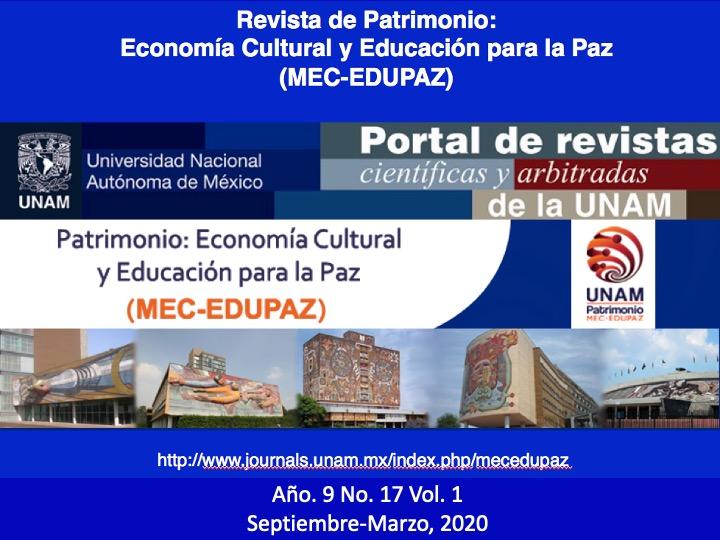 """Décimo séptima Revista MEC-EDUPAZ con el tema de ¨Diversidad y Patrimonio"""""""